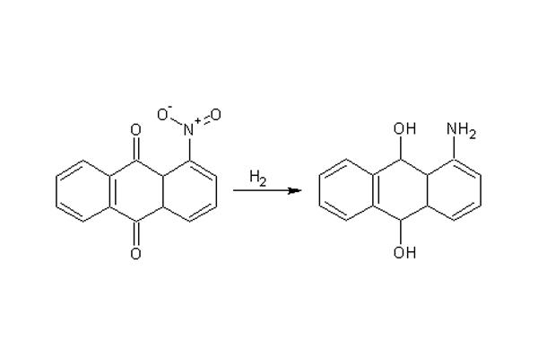 催化加氢法制备1-氨基蒽醌manbetx万博全站下载